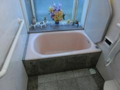 施工前浴槽