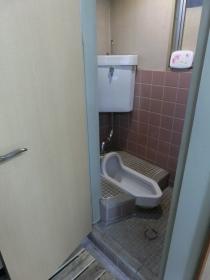 トイレ方向