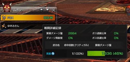 16-12-5 キツネ君奇跡のDPS!!