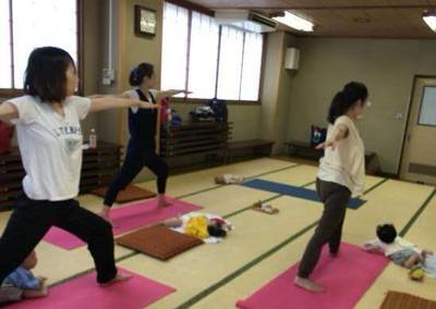 yoga senshi