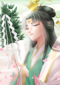木花開耶姫
