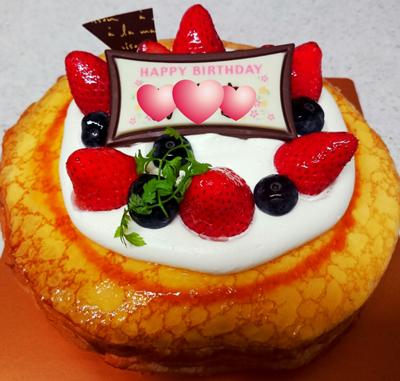 ケーキ2016