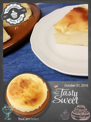 2016チーズケーキ