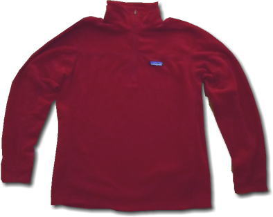 MICRO D Pullover RED 01