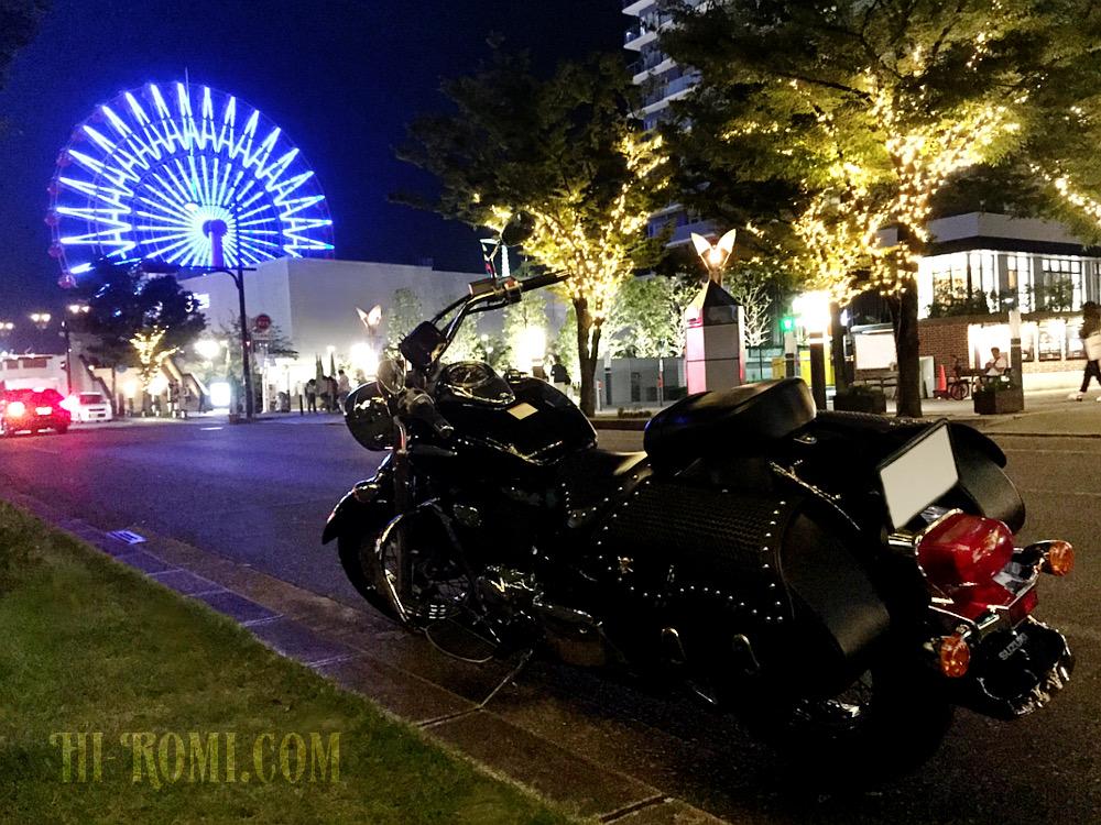 イントルーダー  Intruder   Suzuki 鈴菌 volusia classic クラシック アメリカン ジャメリカン バイク