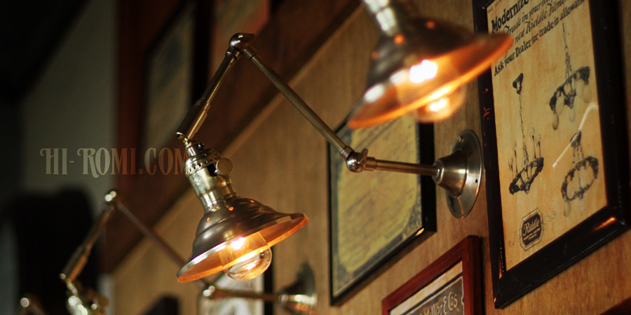 真鍮 工業系 アンティーク インダストリアル 照明 ヴィンテージ