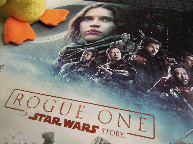 ROGUE ONE A STARWARS STORY