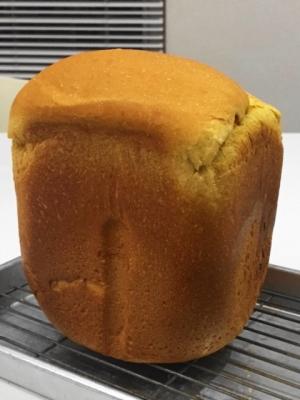 じゅくじゅく完熟柿で作る早焼き食パン2