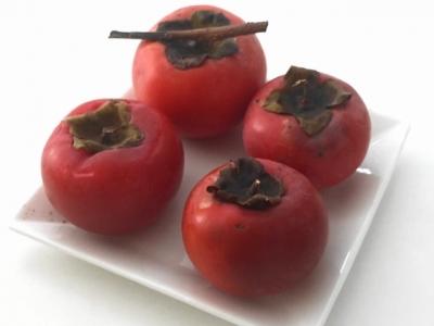 じゅくじゅく完熟柿で作る早焼き食パン4