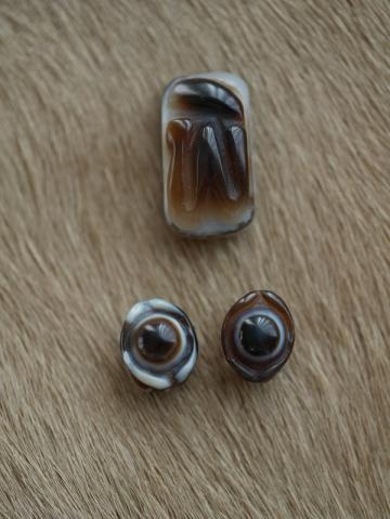 天眼石ビーズ (2)