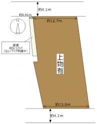 松崎町3丁目 図面