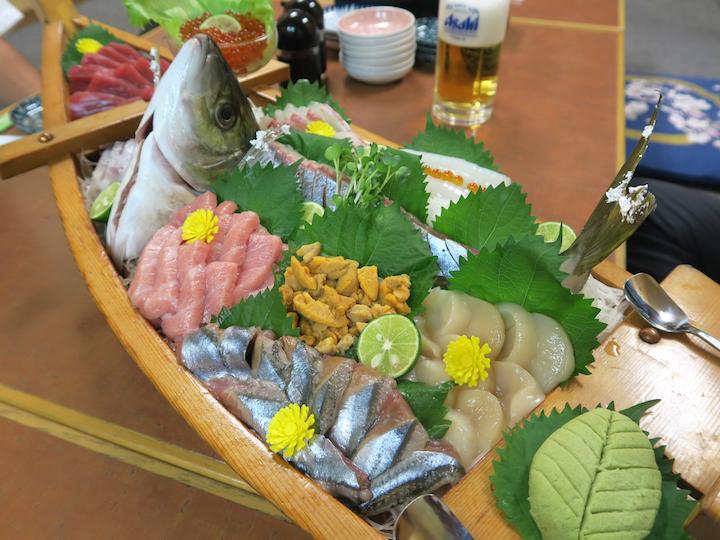 魚庭本店、宴会