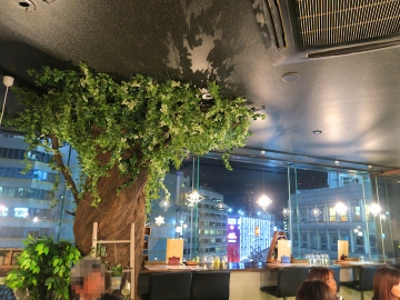 Tree House Dinner