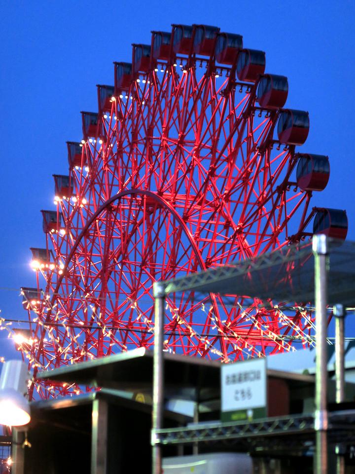 阪急トップビアガーデン
