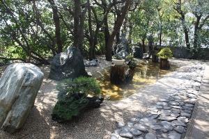 八幡神社と小学校4