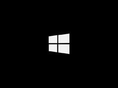 Windows10の黒い闇1