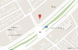 福香園があった場所の中華料理店1