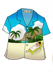 アロハシャツ2