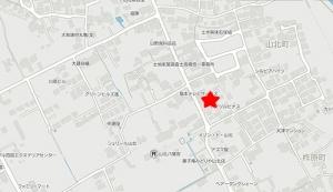 囲味庵地図