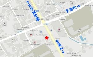 田中屋地図