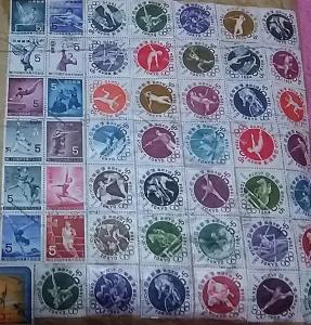 切手がすごいことに2