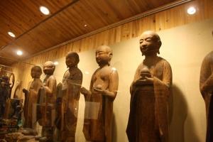 定福寺豊永郷民俗資料館10