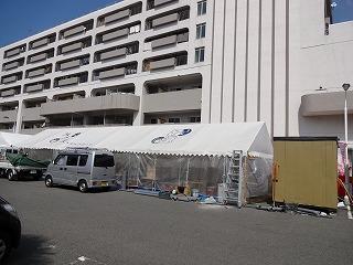 久米田駅前だんじりc