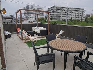 屋上=我が家リゾ-ト002