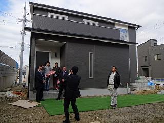 関空プレミアムガ-デンヒルズ・I様邸03