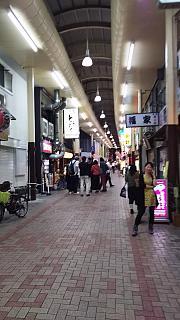 20160506千日前商店街(その1)