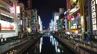 20160506道頓堀夜景(その6)