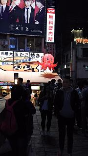 20160506道頓堀夜景(その7)