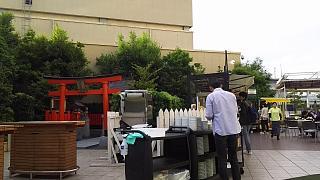20160507梅田阪急ビアガーデン(その2)