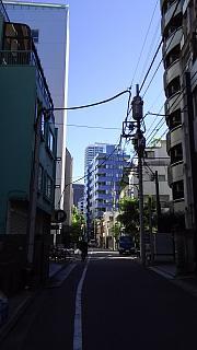 20160512通勤路(朝)
