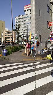 20160514ラーメン二郎三田本店(その1)
