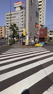 20160521ラーメン二郎三田本店(その1)