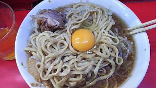 20160611ラーメン二郎三田本店(その12)