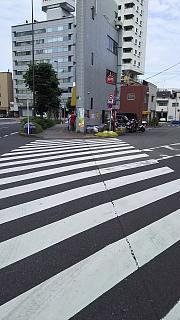 20160716ラーメン二郎三田本店(その1)