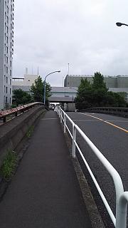 20160720通勤路(その1)