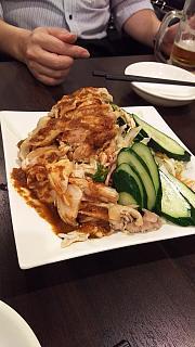 20160805西安刀削麺(その2)