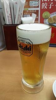 20160817餃子の王将(その1)