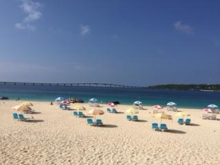 前浜ビーチ