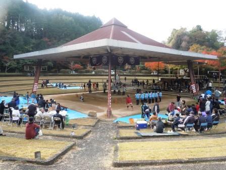 石場相撲1
