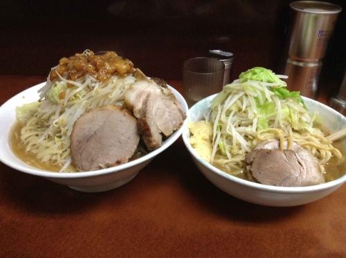 20150919_ラーメン二郎めじろ台法政大学前店-005