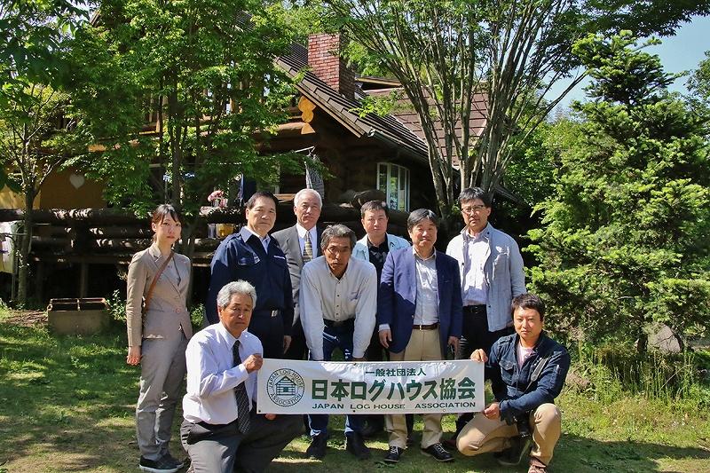 ログ協熊本地震視察