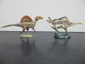 新旧のスピノサウルス