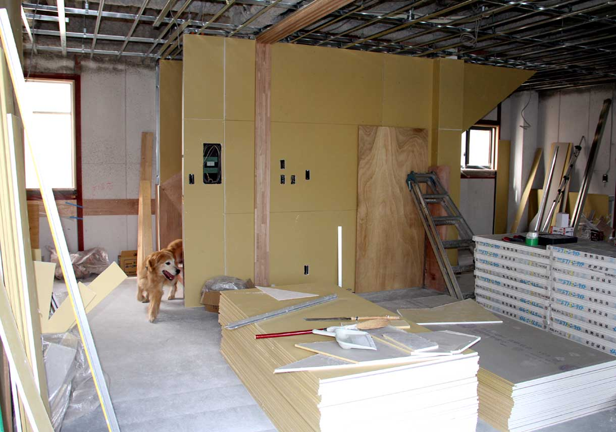久々の建物捜索訓練(5)