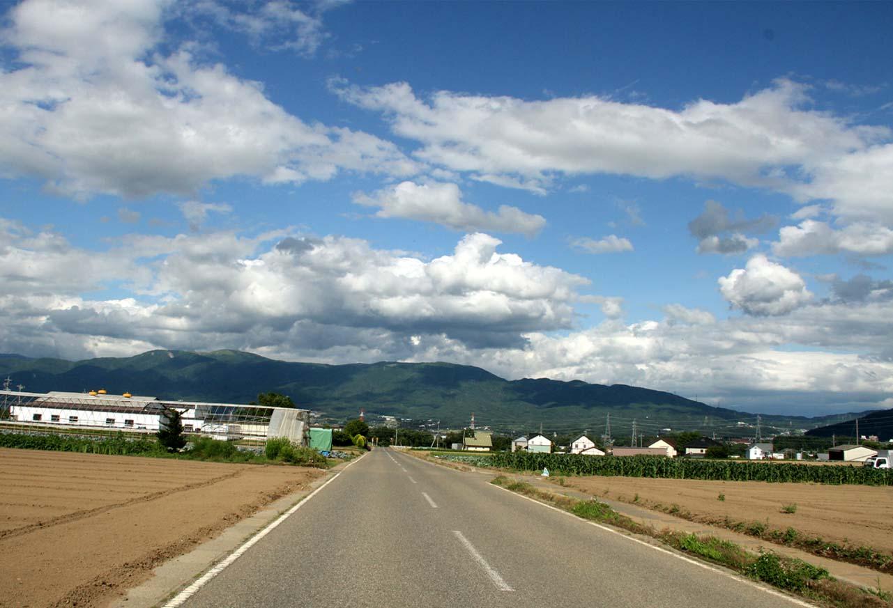 塩尻から朝日村へ(2)
