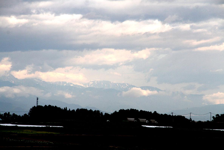 塩尻から朝日村へ(4)