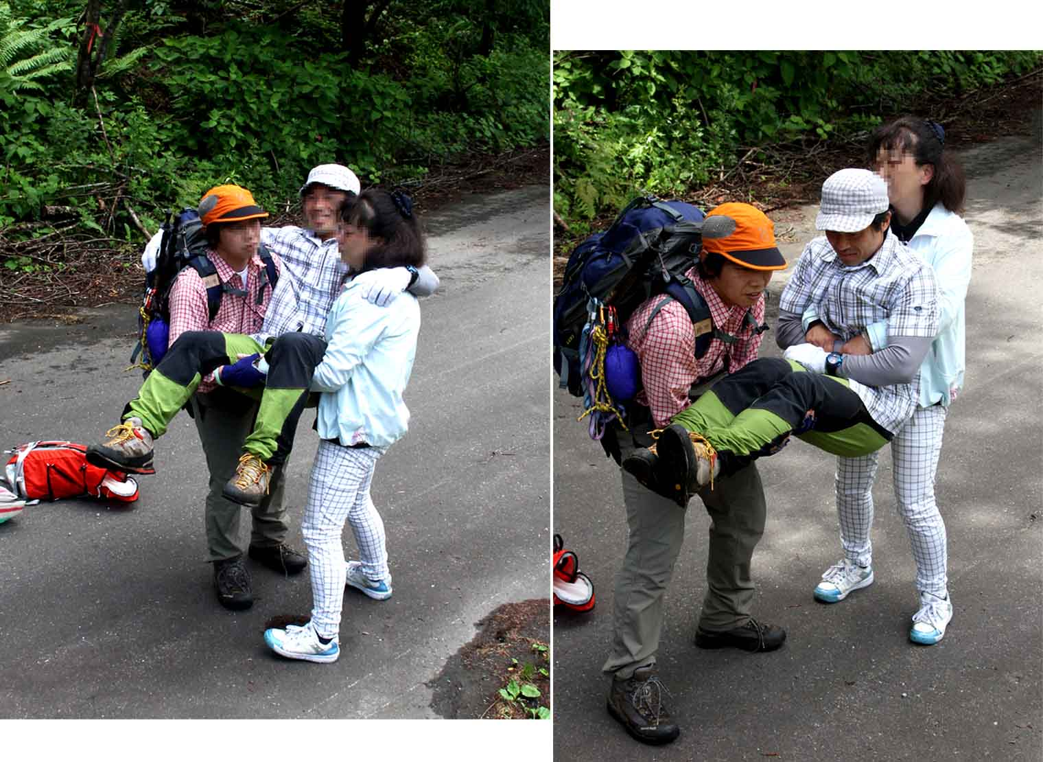 長野山岳講習会(7)